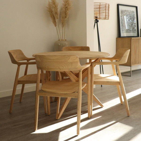 Coast Round Dining Set
