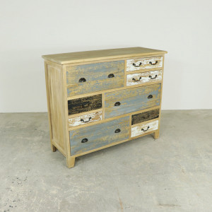 Piccadilly Long Chest of Drawers