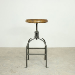 Large Dentist Stool