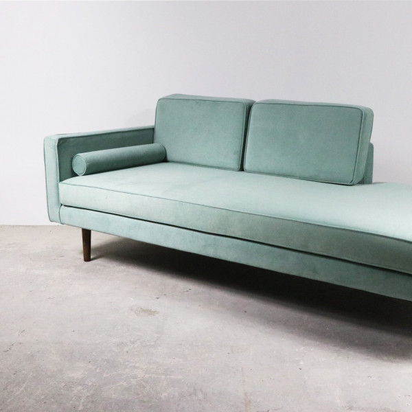 Breeze Chaise Longue Chinois Green