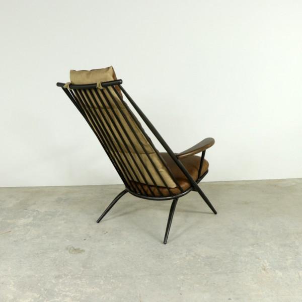 Elton Chair Brown