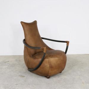Sabre Industrial Armchair