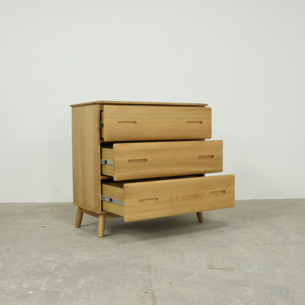 Malmback 3 Drawer Chest
