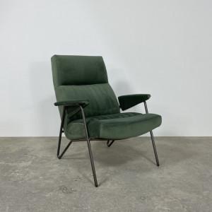 Shevington Velvet Armchair
