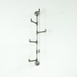 Vertical Hanging Industrial Coat Hook