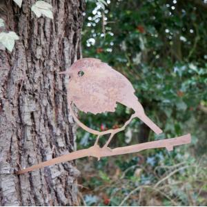 Iron Bird Spike Robin