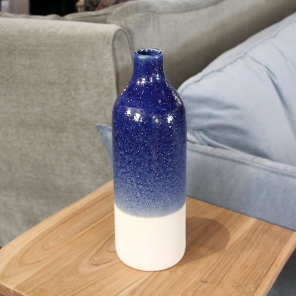 Duo Wide Vase Monsoon