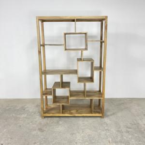 Cube Mango Asymmetric Bookcase
