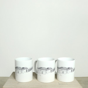 Exclusive Barmouth Bridge Mug