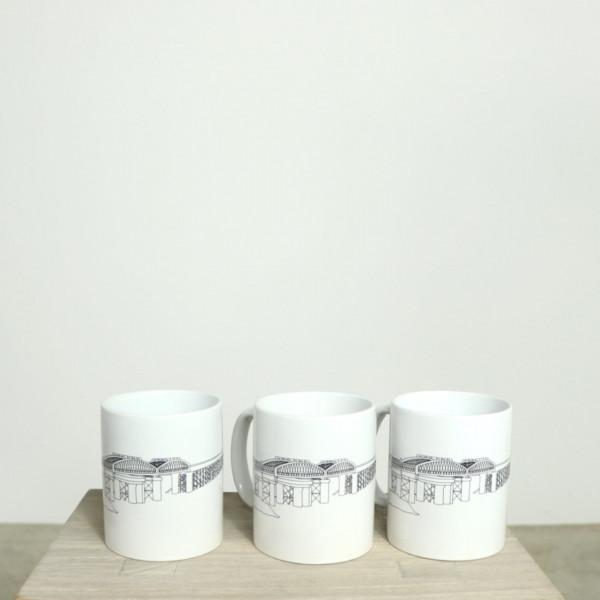 Exclusive Barmouth Bridge Mug