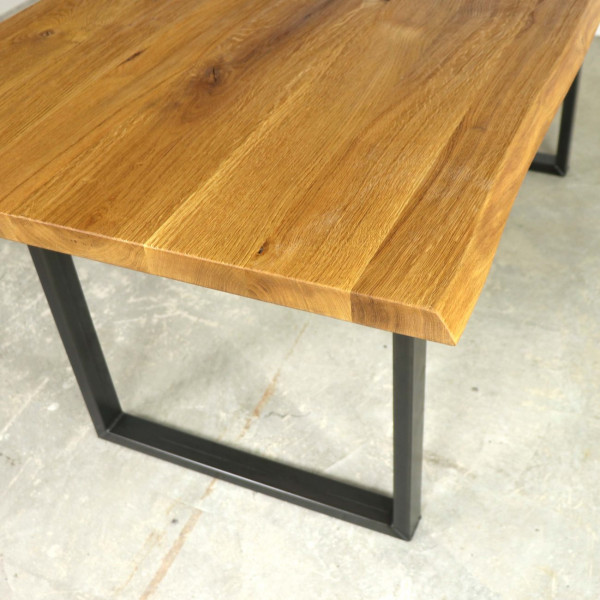 European Oak Brushed Table