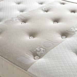 Wool Silk Cashmere Roll Up Mattress