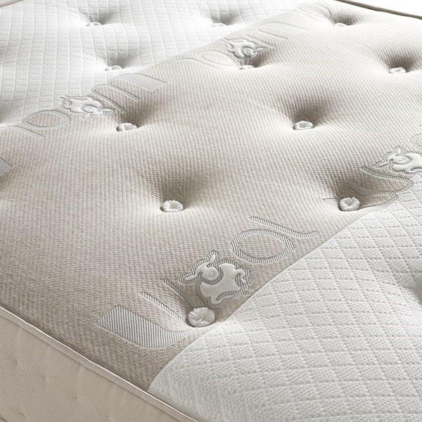 Wool Silk Cashmere Roll Up Mattress