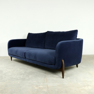 Journey 3 Seater in Dark Blue