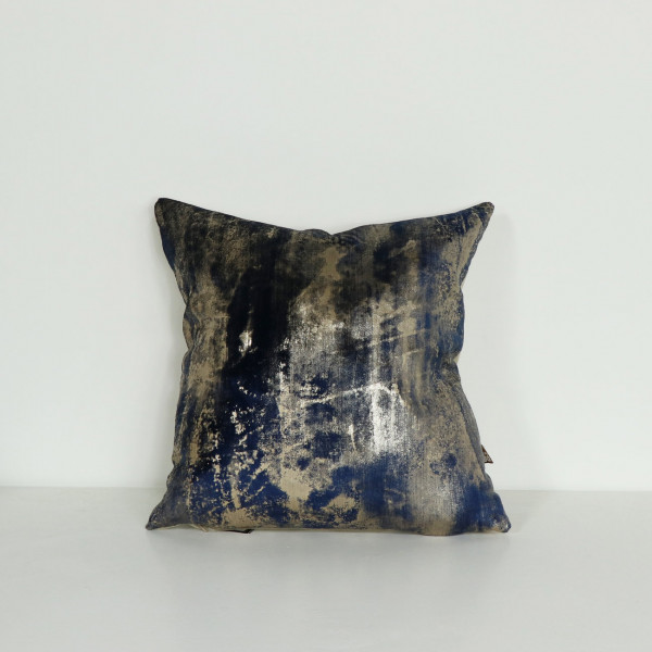 Meteor Navy Cushion