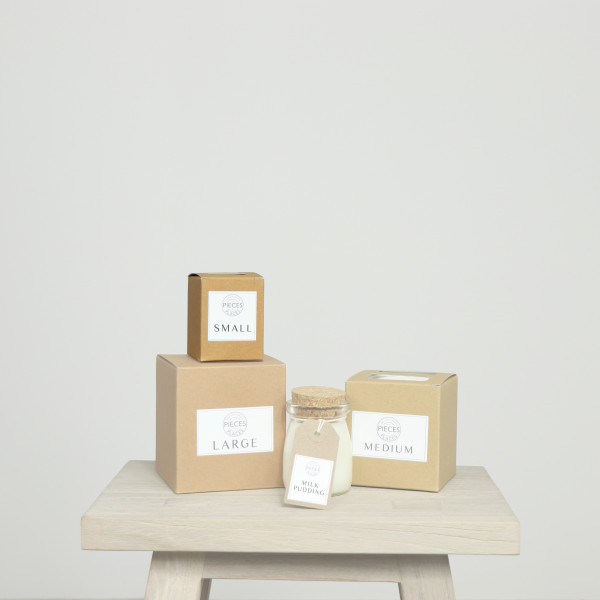 Small Pieces for Places Scented Candle