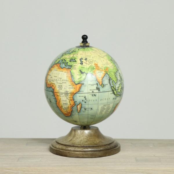 "5"" Globe on Stand"
