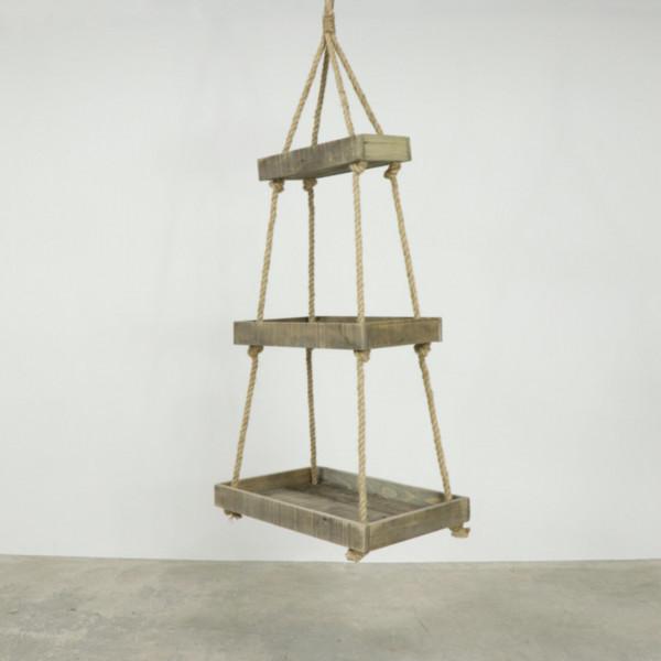 Three Layer Hanging Trays