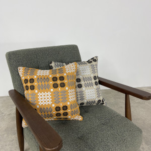 Locally Crafted Welsh Tapestry Cushion