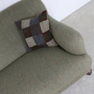 Berwick 3 Seater in Loden Herringbone