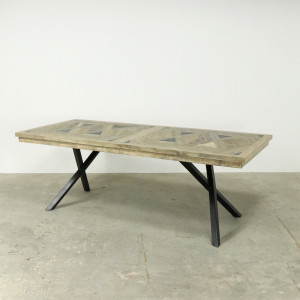 Accentra Cross Leg Dining Table