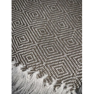 Monsoon Diamond Recycled Plastic Throw