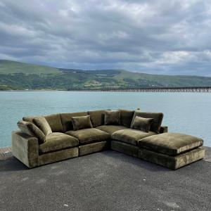 Eve Corner Sofa Range