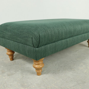 Traditional Footstool