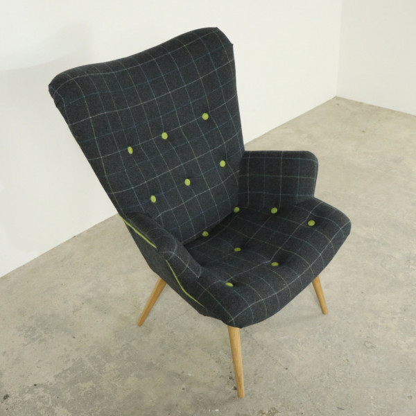 Kelso Occasional Chair Fast Track